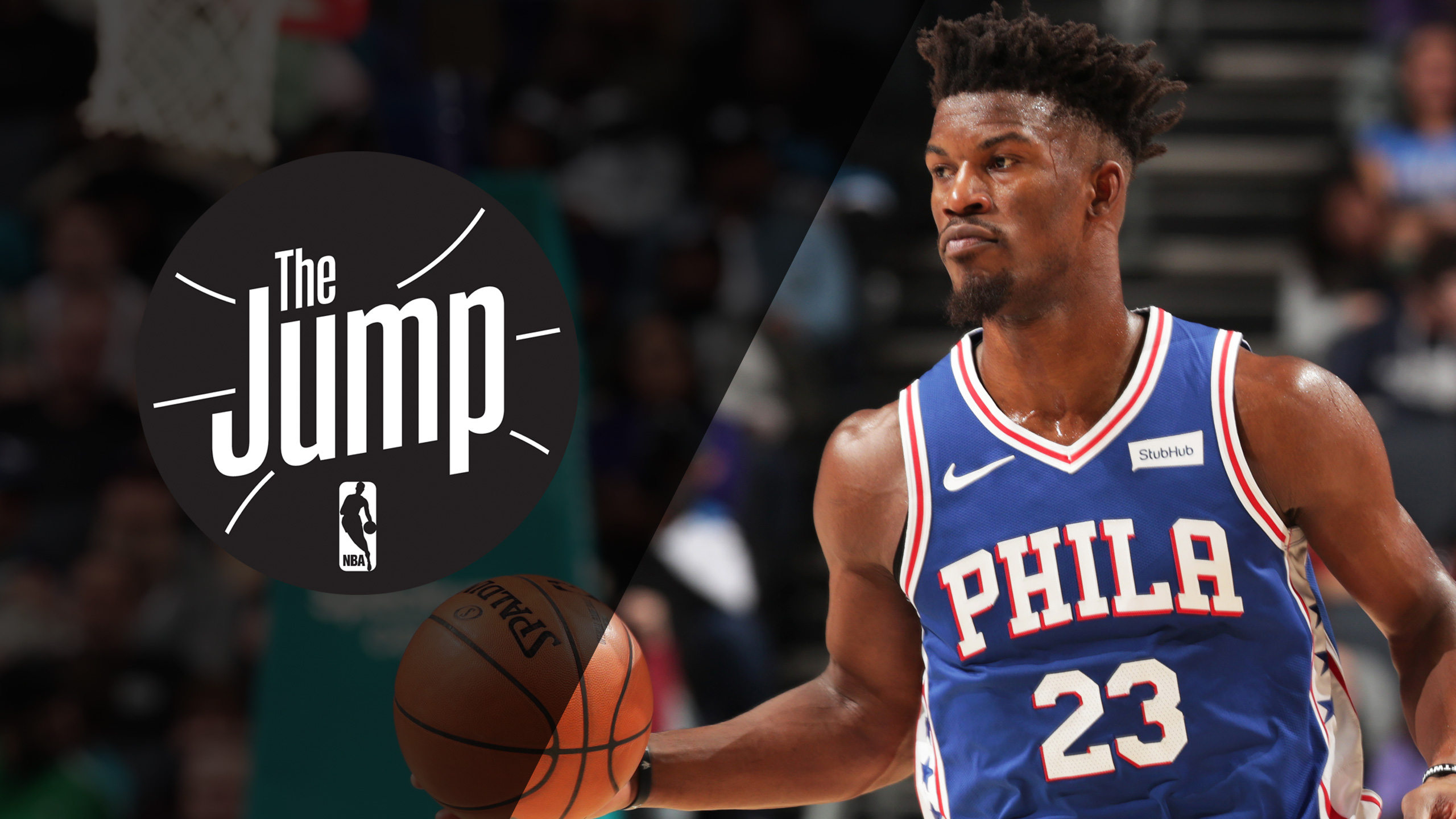 Mon, 11/19 - NBA: The Jump