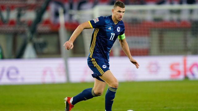 Bosnia-Herzegovina vs. Greece (UEFA European Qualifiers)
