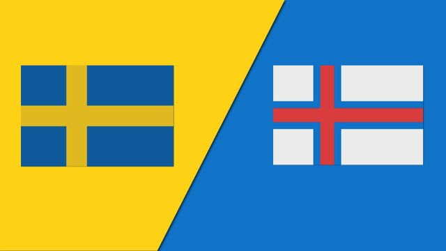 Sweden vs. Faroe Islands (UEFA European Qualifiers)