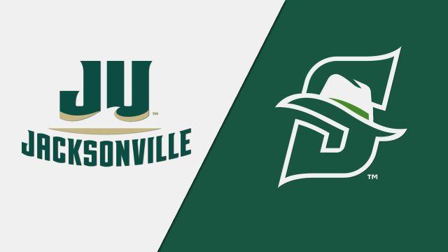 Jacksonville vs. Stetson (M Soccer)