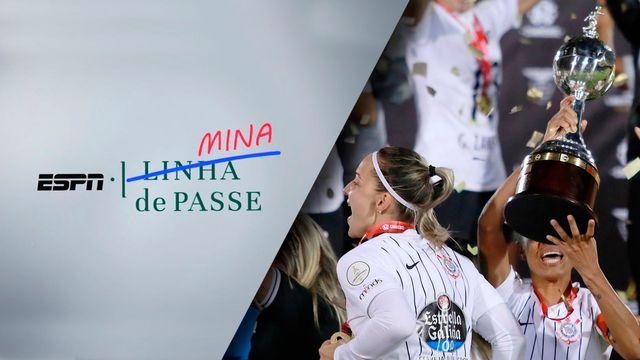 Tudo sobre o título do Corinthians na Libertadores feminina!