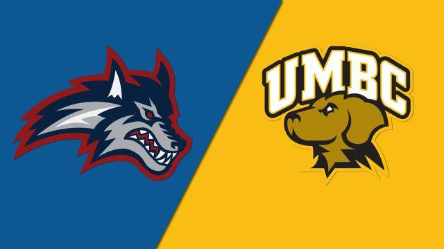 Stony Brook vs. UMBC (W Volleyball)