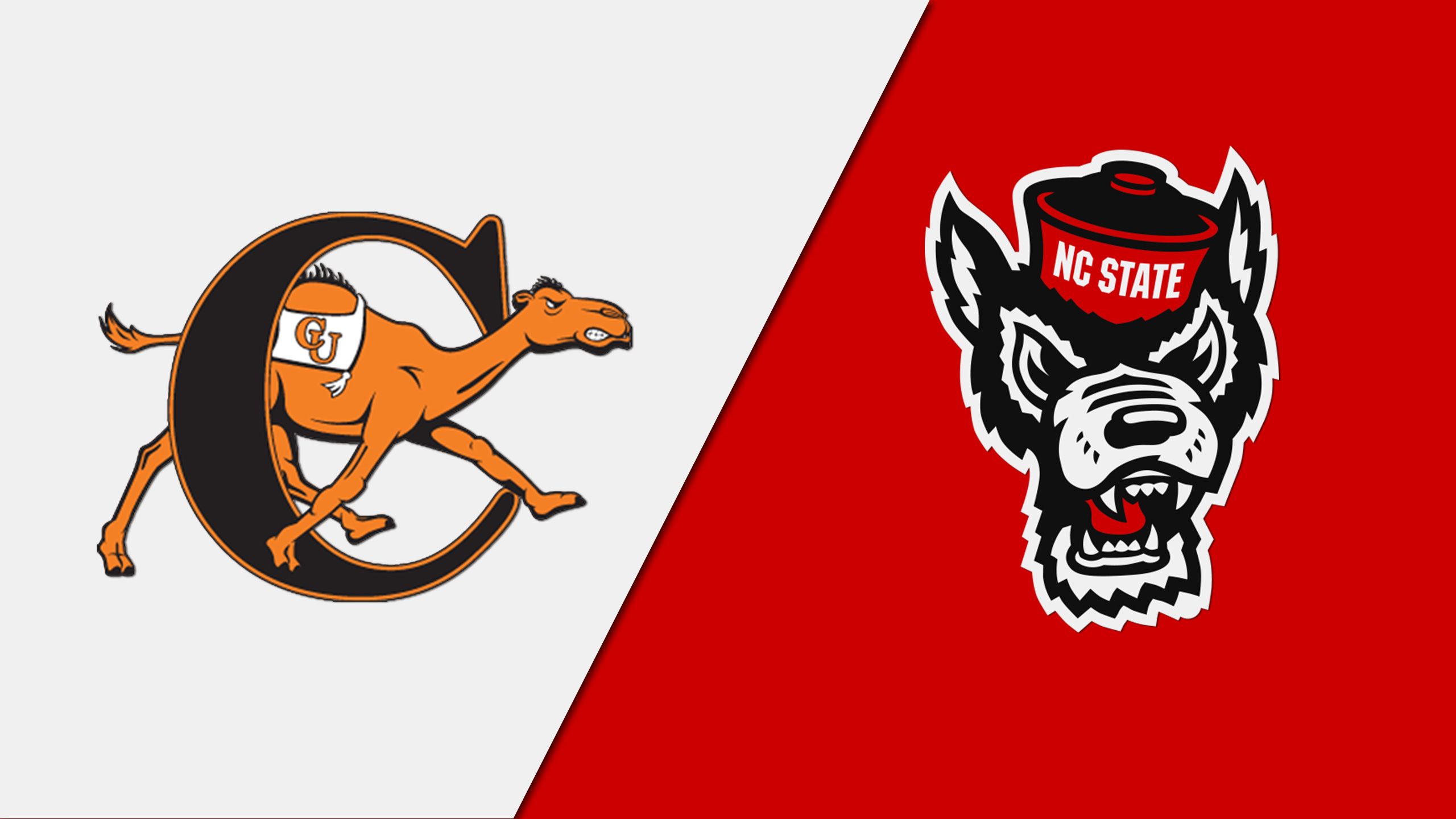 Campbell vs. NC State (First Round) (NCAA Division I Men's Soccer Championship)
