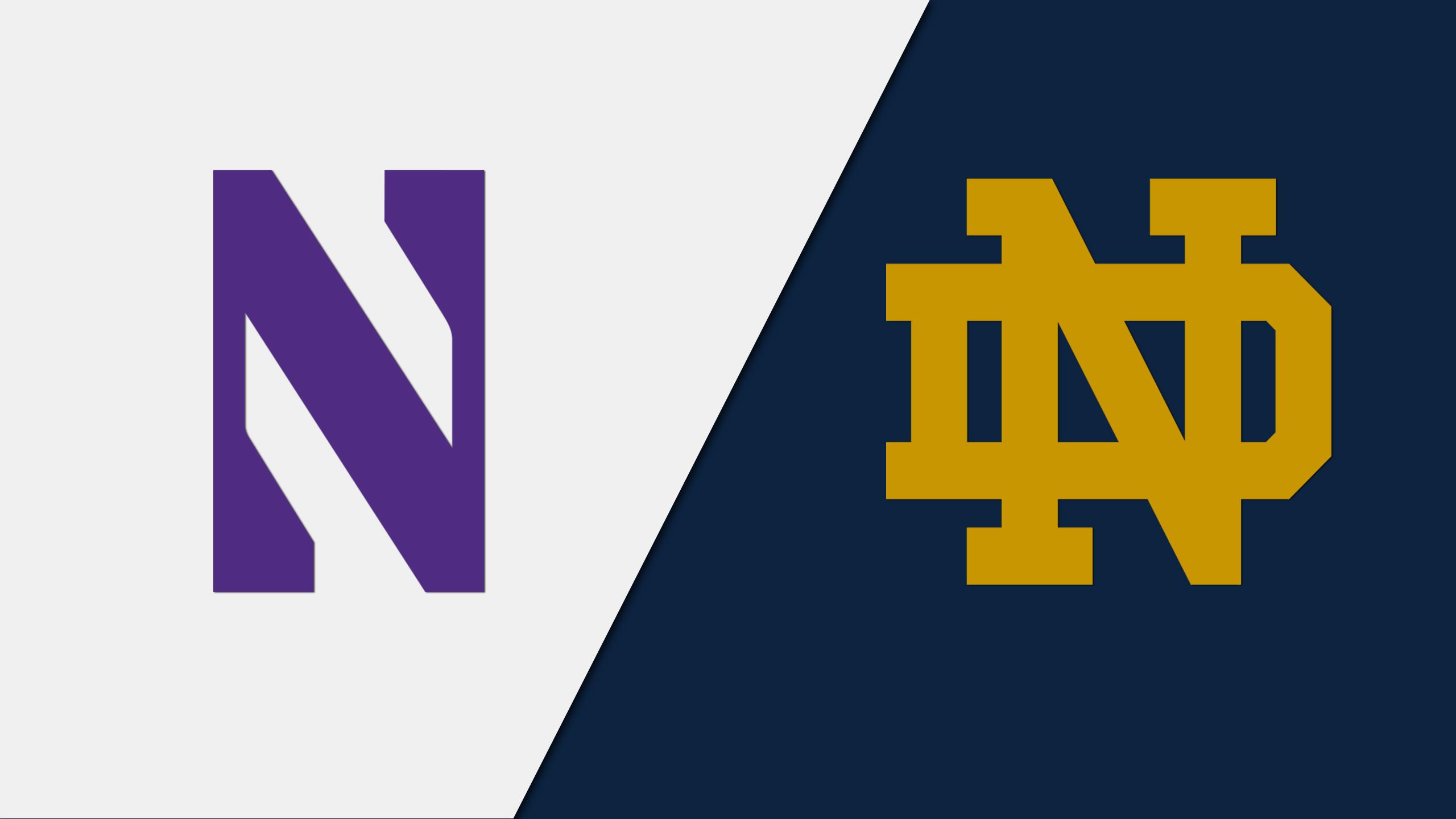 #6 Northwestern vs. #4 Notre Dame (W Lacrosse)