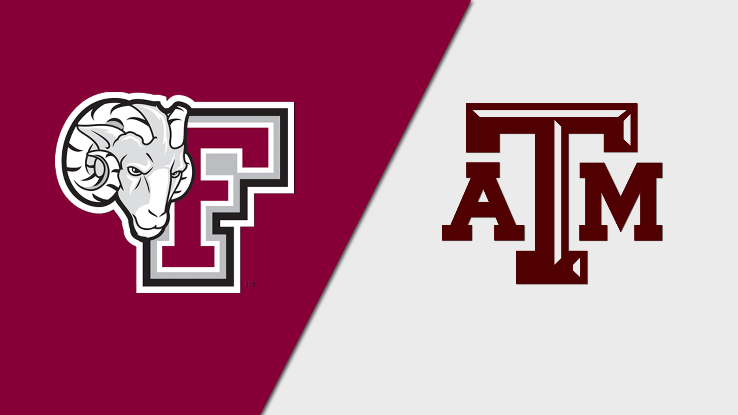 Fordham vs. Texas A&M (Baseball)