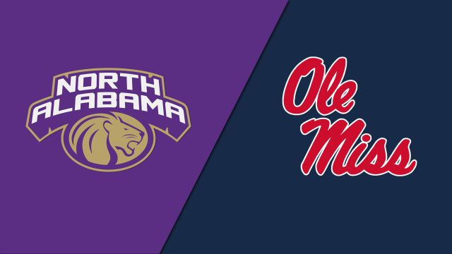 North Alabama vs. Ole Miss (W Soccer)