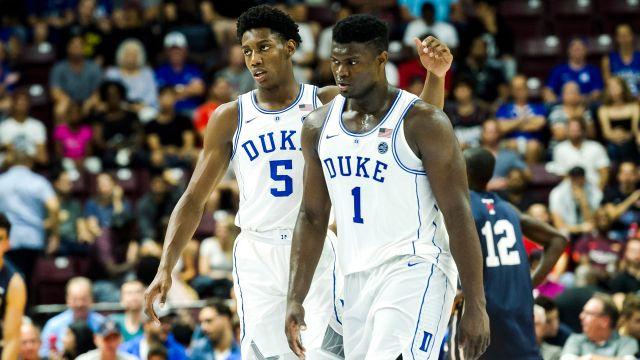 Ferris State (MI) vs. #4 Duke (M Basketball)