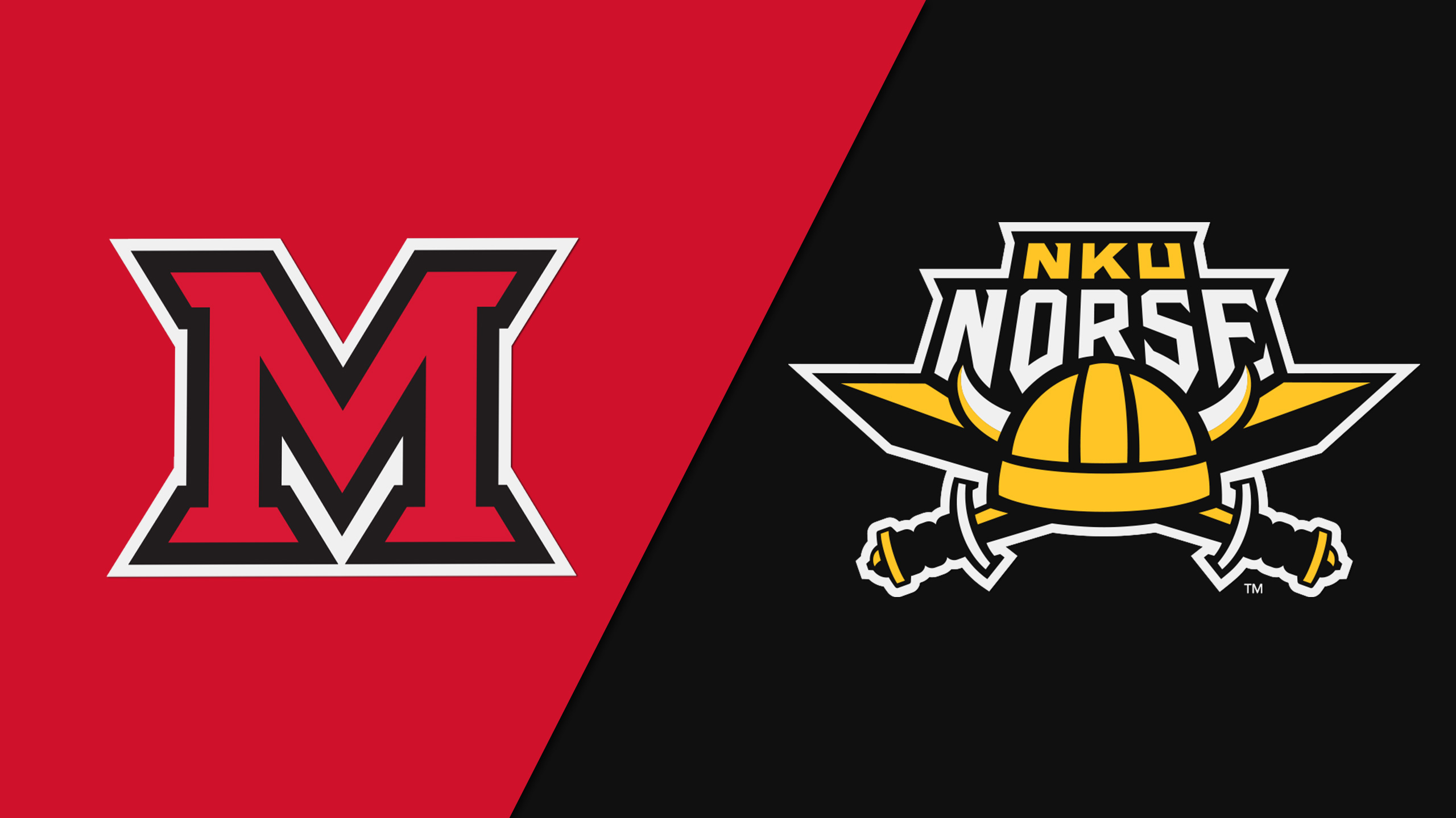 Miami (OH) vs. Northern Kentucky (M Basketball)