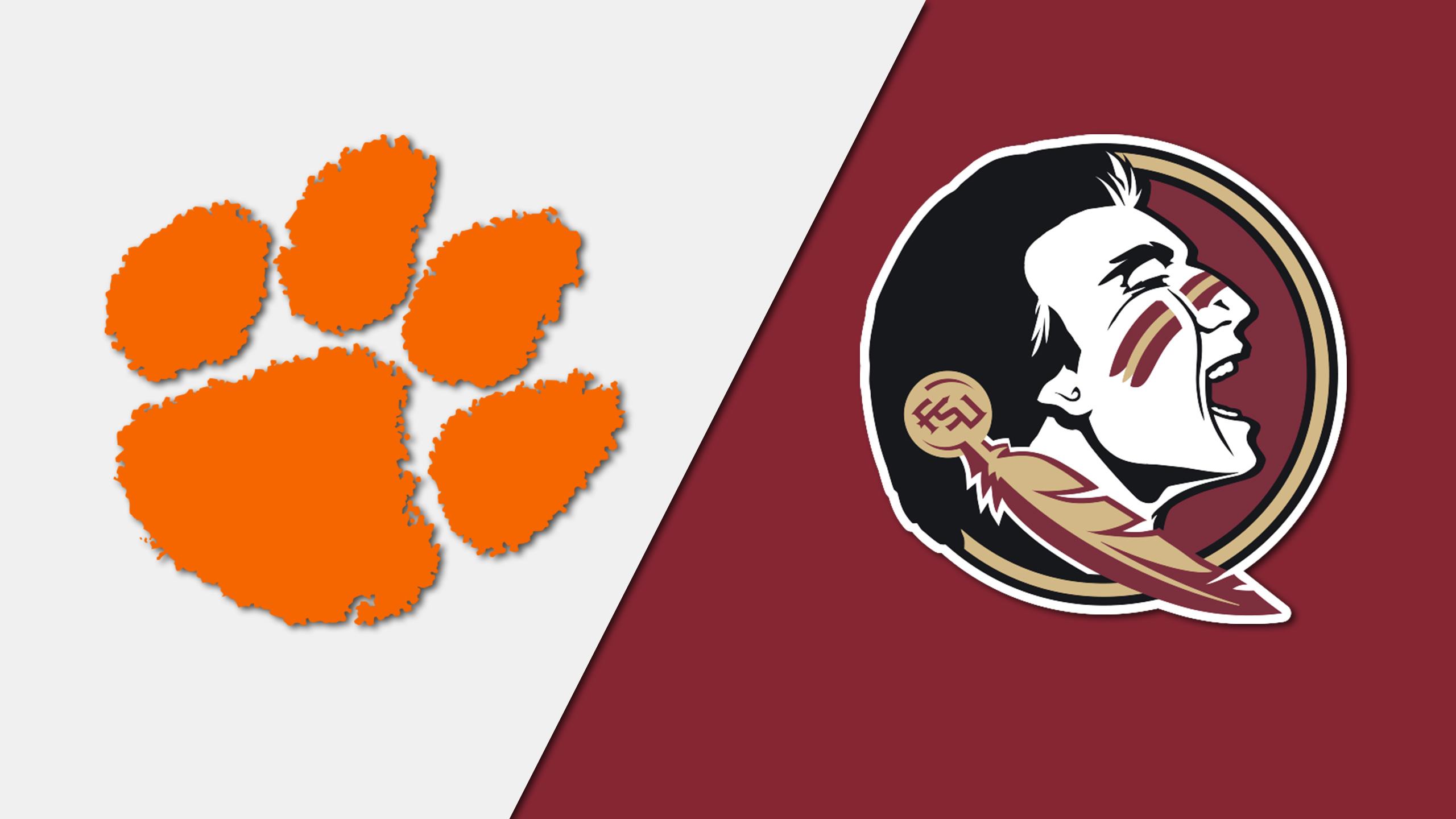 Clemson vs. #10 Florida State (W Soccer)