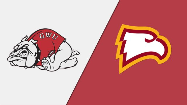 Gardner-Webb vs. Winthrop (W Basketball)