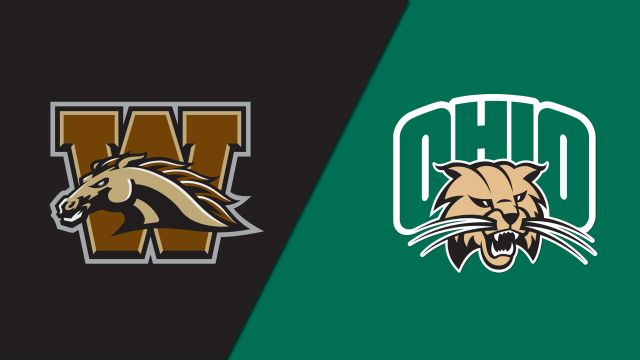 Tue, 11/12 - Western Michigan vs. Ohio (Football)