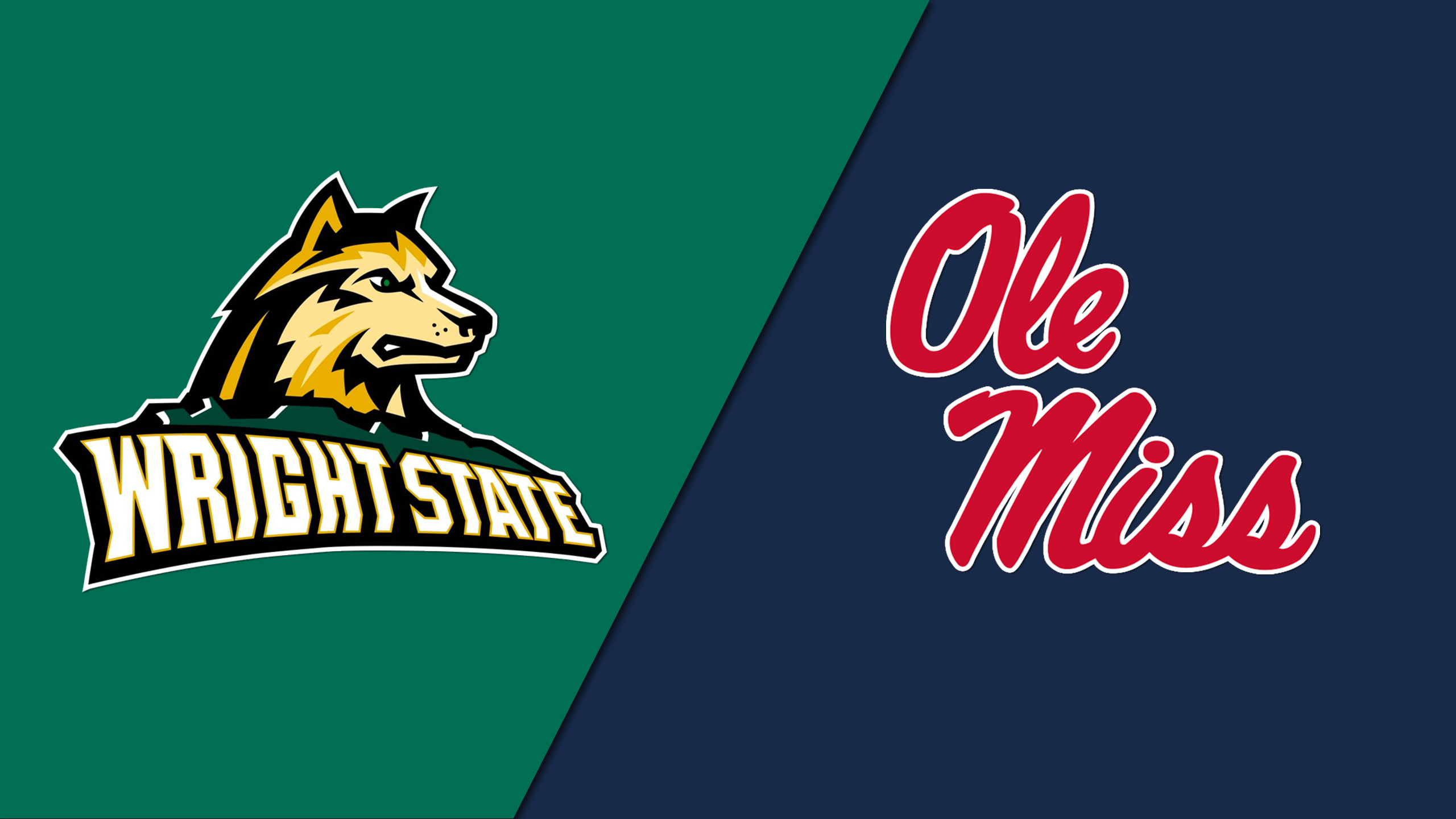 Wright State vs. Ole Miss (Baseball)