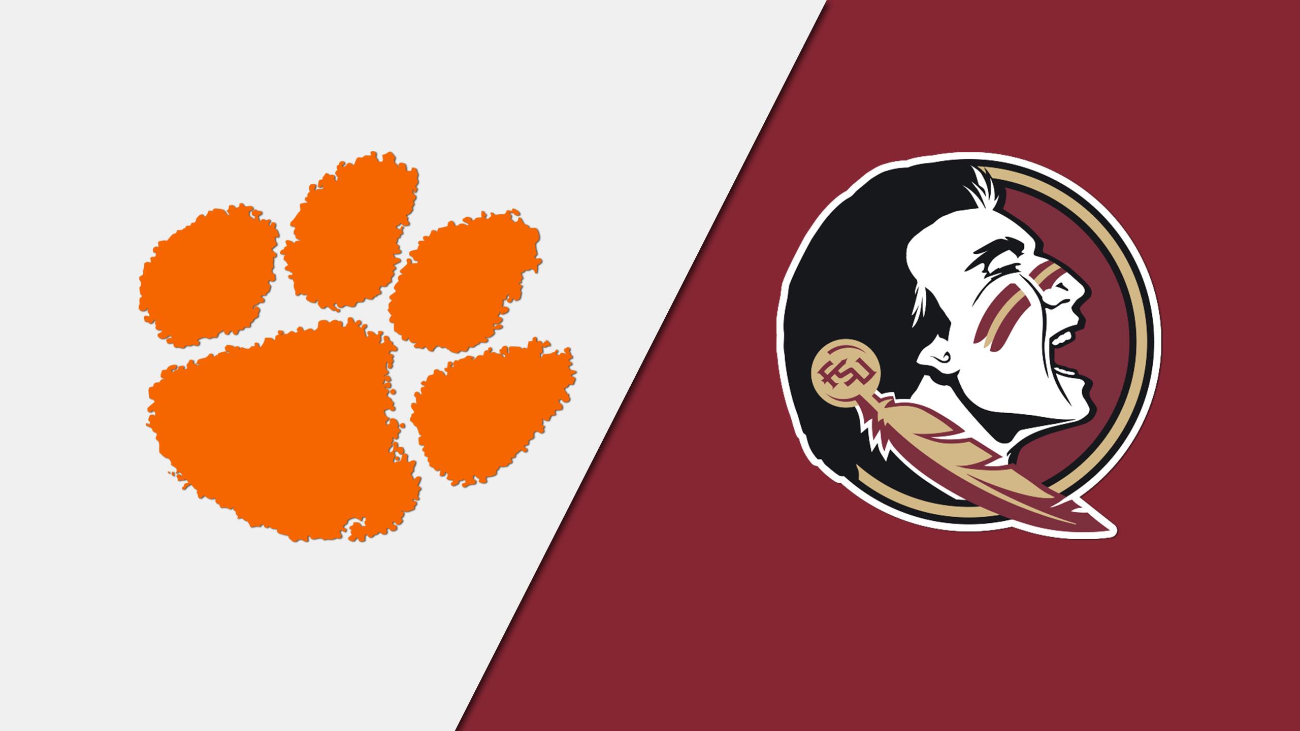 Clemson vs. #22 Florida State (W Basketball)