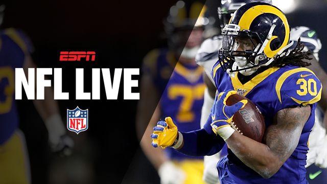 Mon, 12/9 - NFL Live