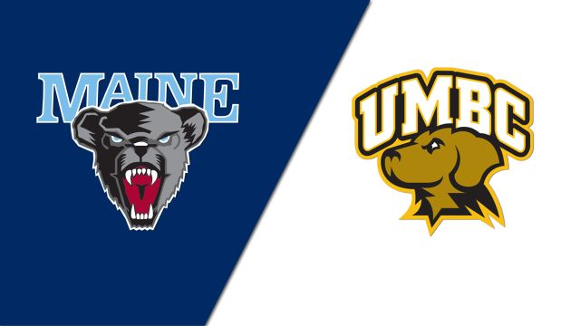 Maine vs. UMBC (M Basketball)