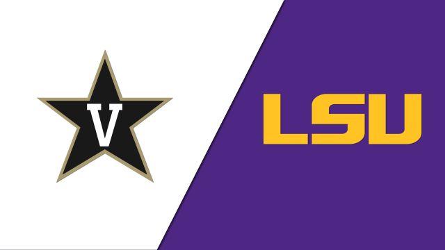 Vanderbilt vs. LSU (Semifinal #2) (Baseball)