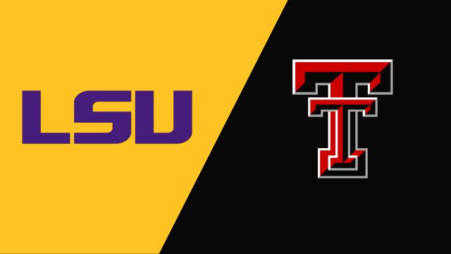 LSU vs. Texas Tech (Bowl Game)