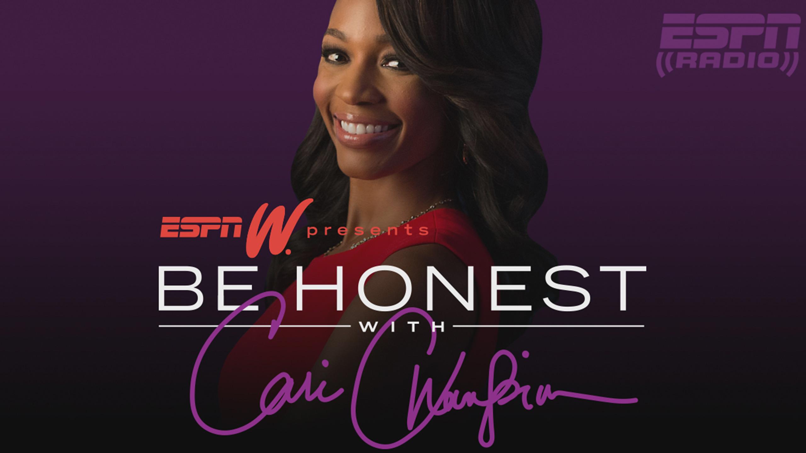 Tue, 11/6 - Be Honest with Cari Champion
