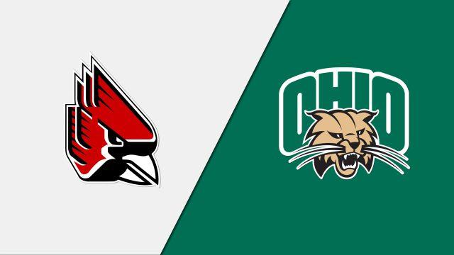 Ball State vs. Ohio (W Basketball)