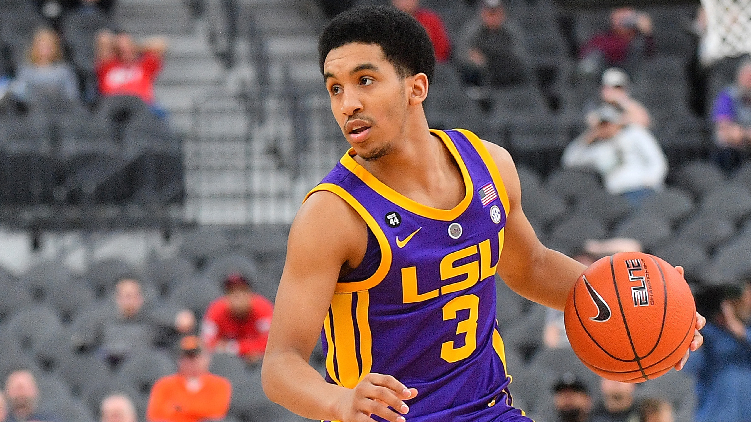 #19 LSU vs. Georgia (M Basketball) (re-air)