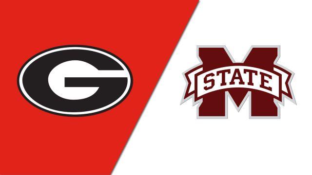 Sun, 10/20 - Georgia vs. Mississippi State (W Soccer)