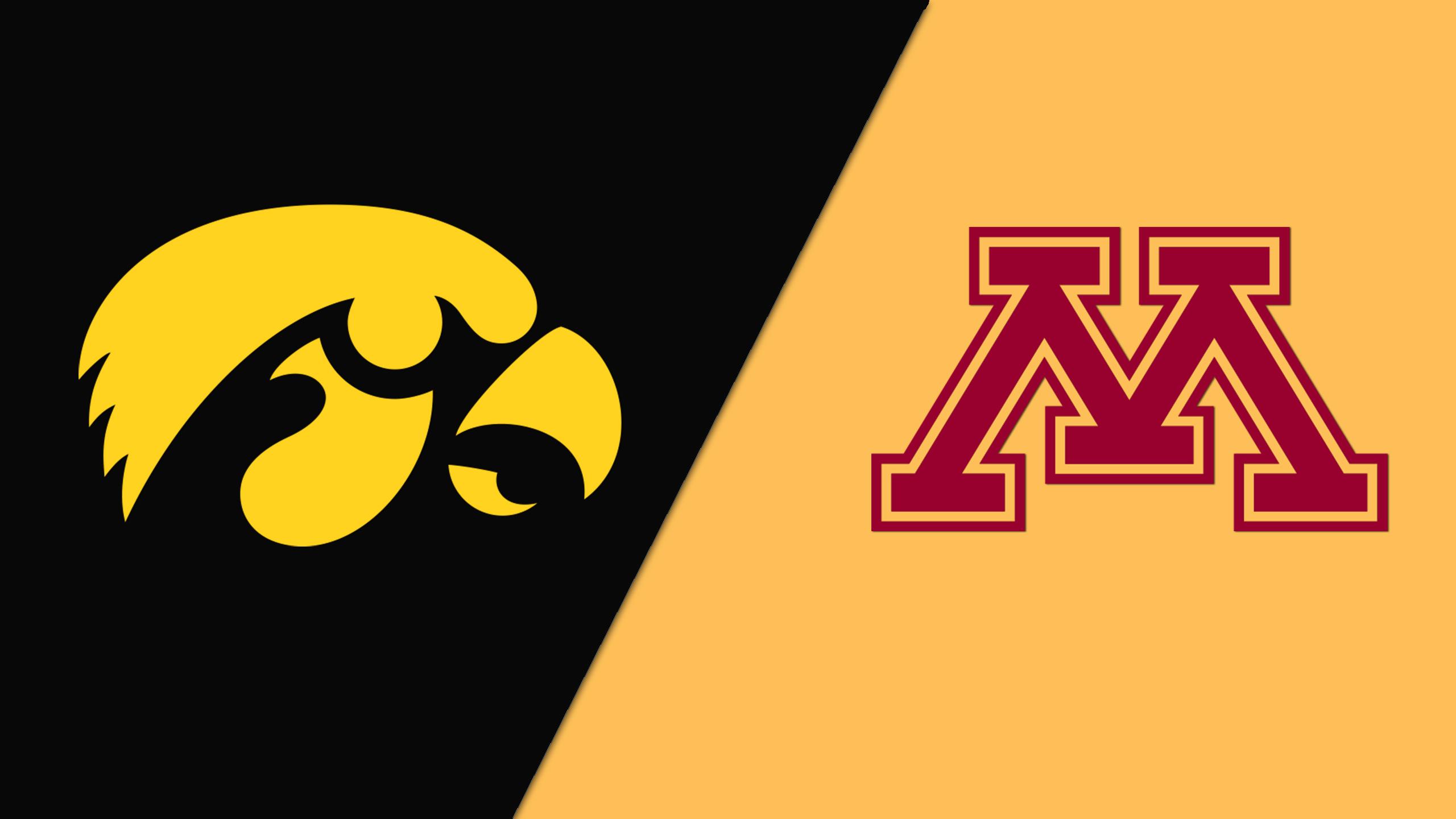 #17 Iowa vs. #18 Minnesota (W Basketball)