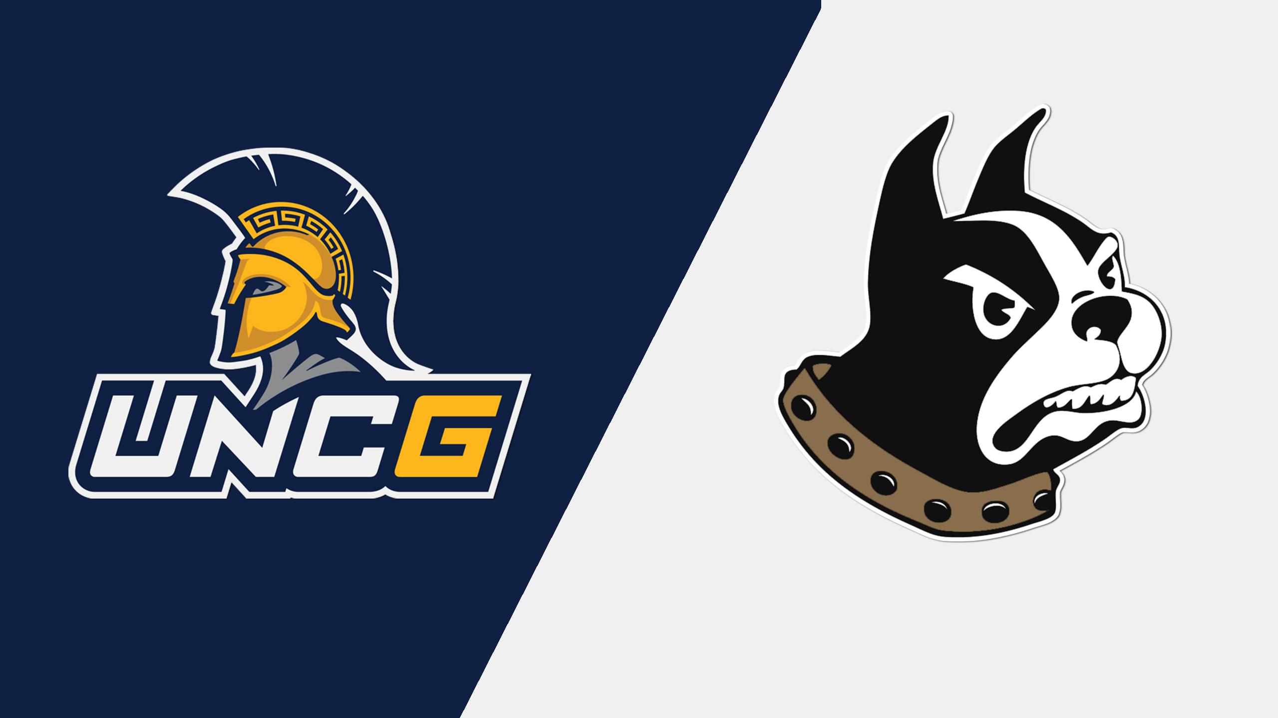 UNC Greensboro vs. Wofford (W Basketball)