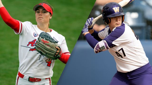 #6 Arizona vs. #3 Washington (Game #1) (NCAA Softball World Series)