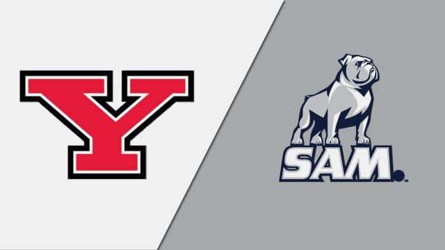 Sat, 8/24 - Youngstown State vs. Samford (Football)