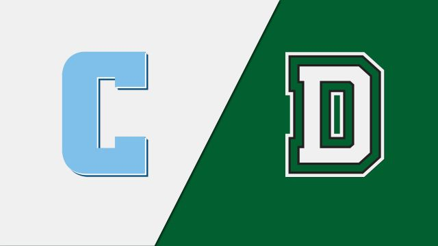 Columbia vs. Dartmouth (Football)