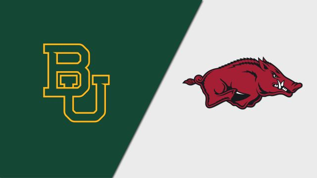 #19 Baylor vs. Arkansas (Softball)