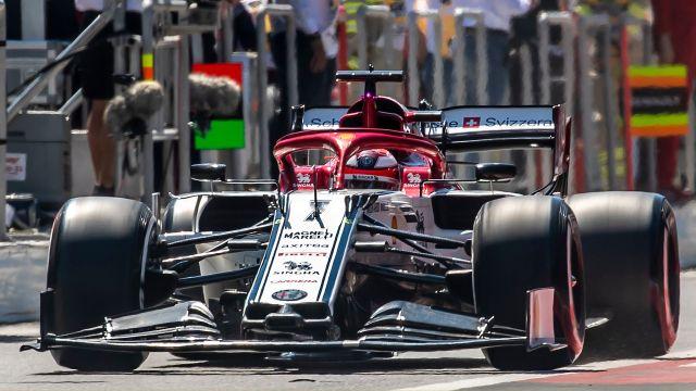 Formula 1 Socar Azerbaijan Grand Prix Practice 3