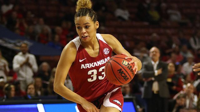 #25 Arkansas vs. Alabama (W Basketball)
