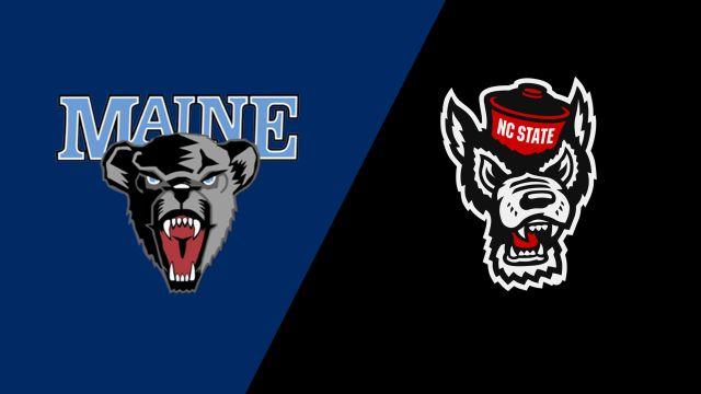 Maine vs. NC State (W Basketball)