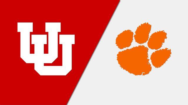 Utah vs. Clemson (W Soccer)