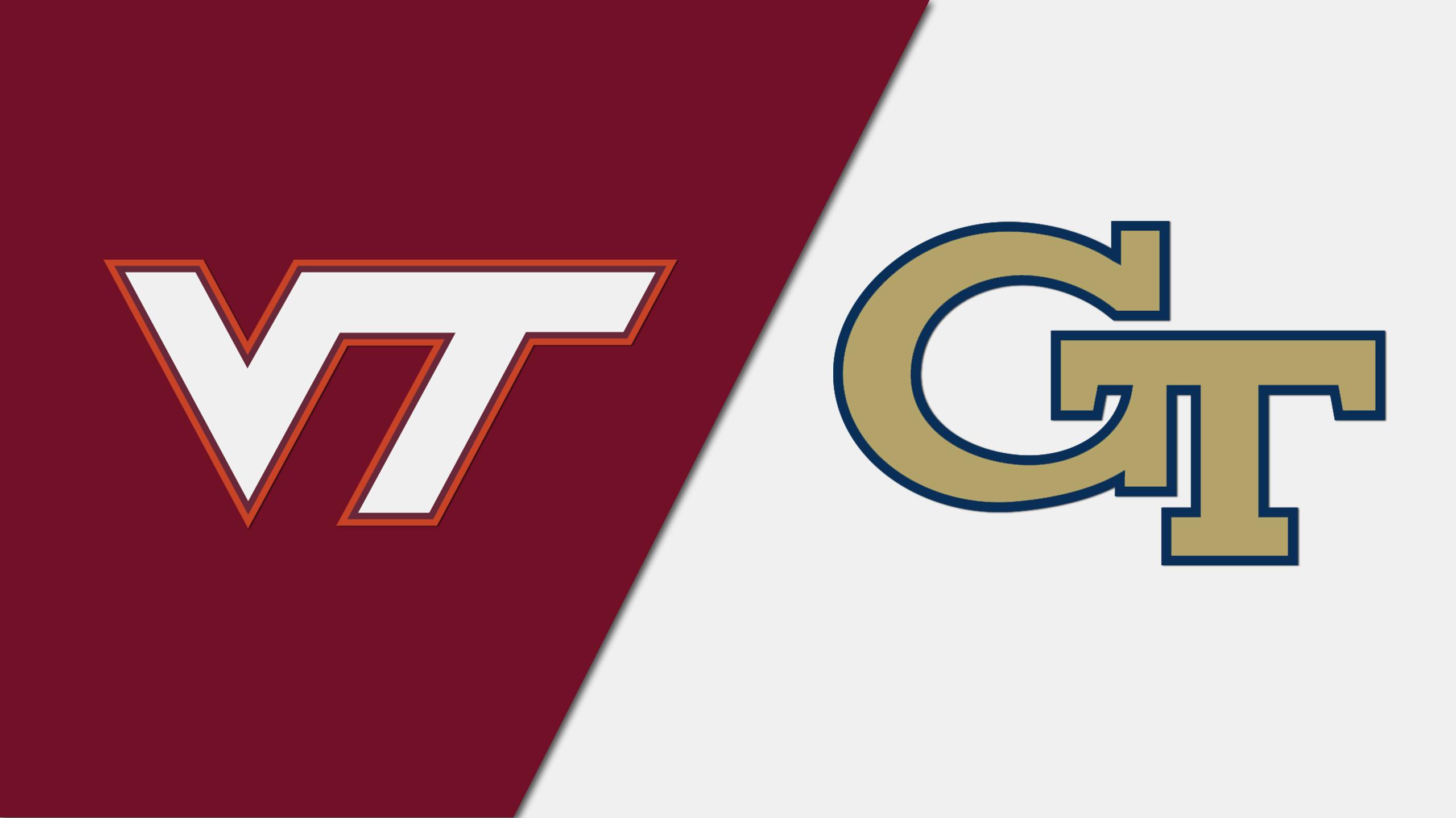 Virginia Tech vs. Georgia Tech (W Basketball)