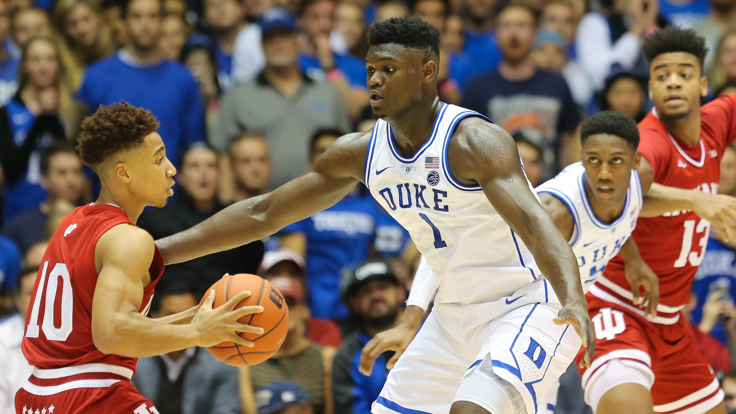 Stetson vs. #3 Duke (M Basketball)