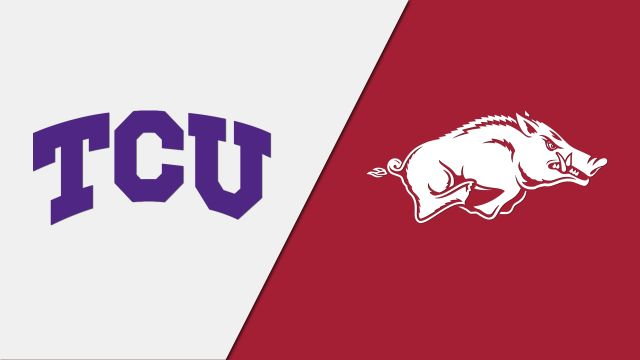 TCU vs. Arkansas (M Basketball)