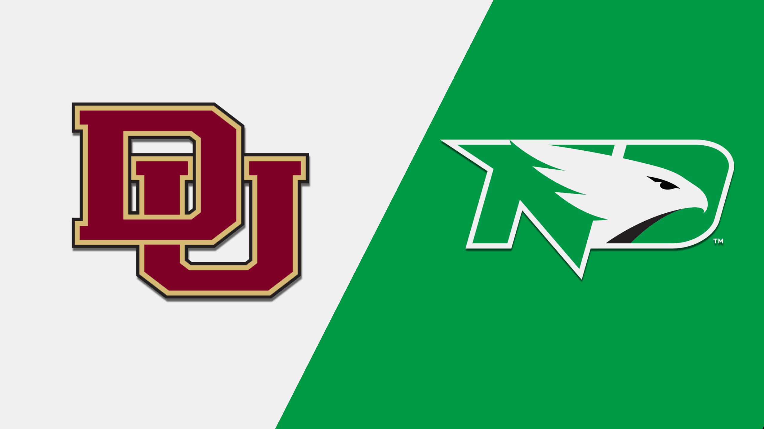 Denver vs. North Dakota (M Basketball)