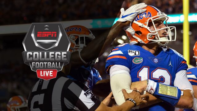 Thu, 9/12 - College Football Live Presented by Dr Pepper