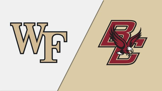 Wake Forest vs. Boston College (W Soccer)
