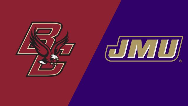 Boston College vs. James Madison (Championship)