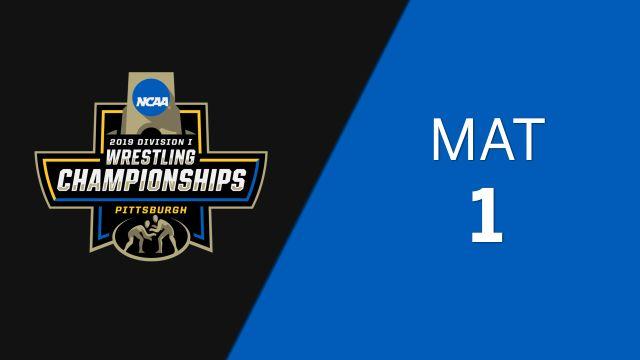NCAA Wrestling Championship (Mat 1, Semifinals) (Wrestling)