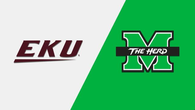 Eastern Kentucky vs. Marshall (M Basketball)