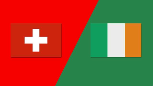 Switzerland vs. Republic of Ireland (UEFA European Qualifiers)