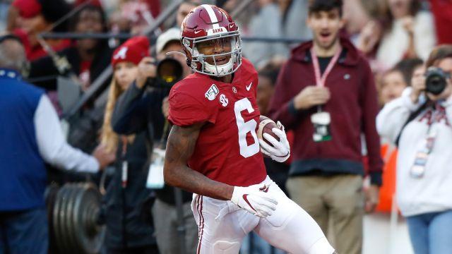 #5 Alabama vs. Mississippi State (Football)