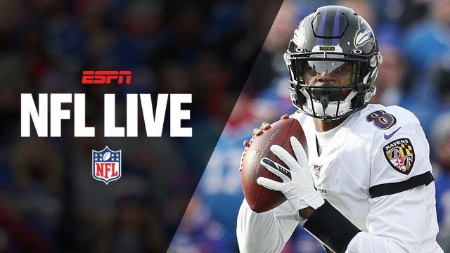 Wed, 12/11 - NFL Live