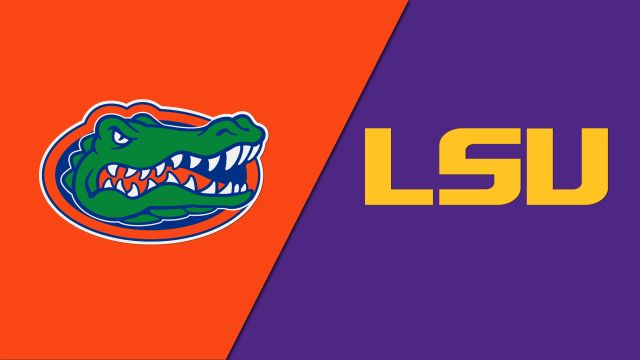Florida Gators vs. LSU Tigers