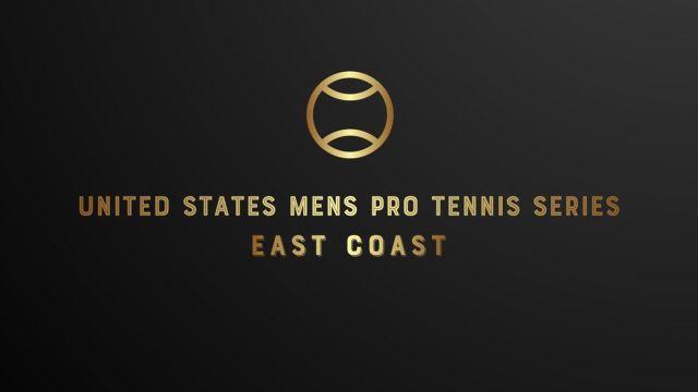East Coast: U.S. Men's Pro Tennis Series