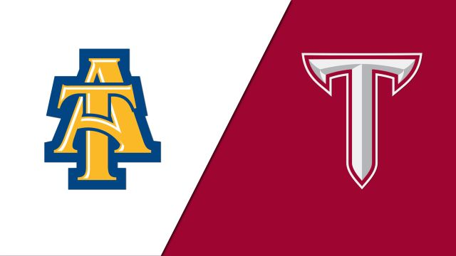 North Carolina A&T vs. Troy (First Round) (W Volleyball)